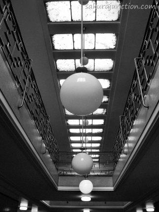 Town Hall indoor
