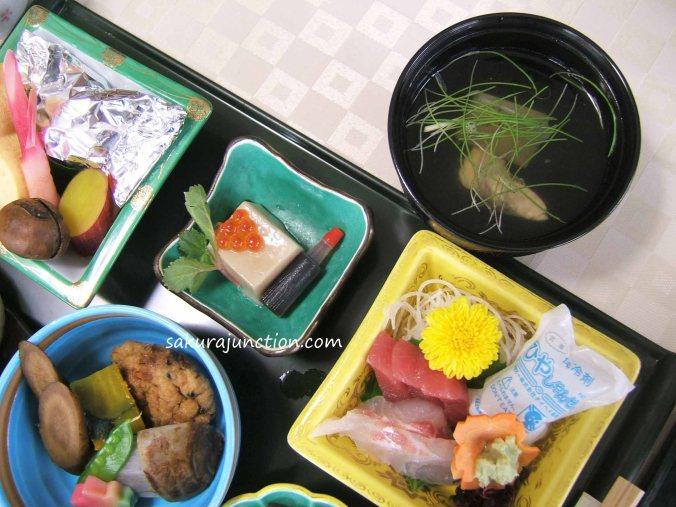 Hohji meal 4
