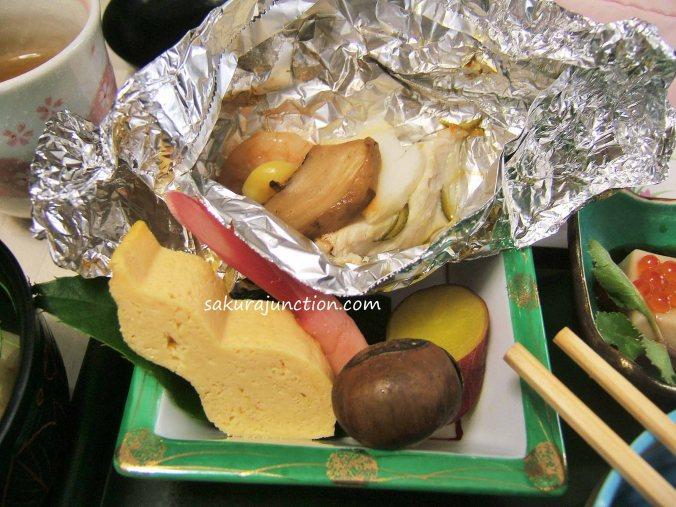 Hohji meal 5