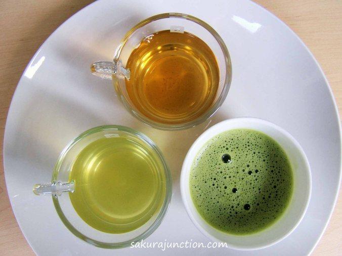 3 tea in cup