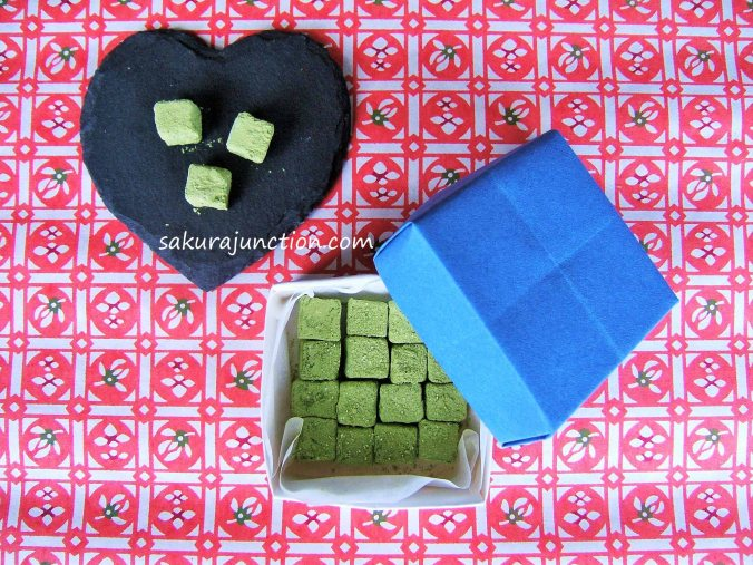 Matcha Chocolate 2