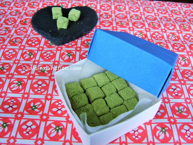 Matcha Chocolate 4