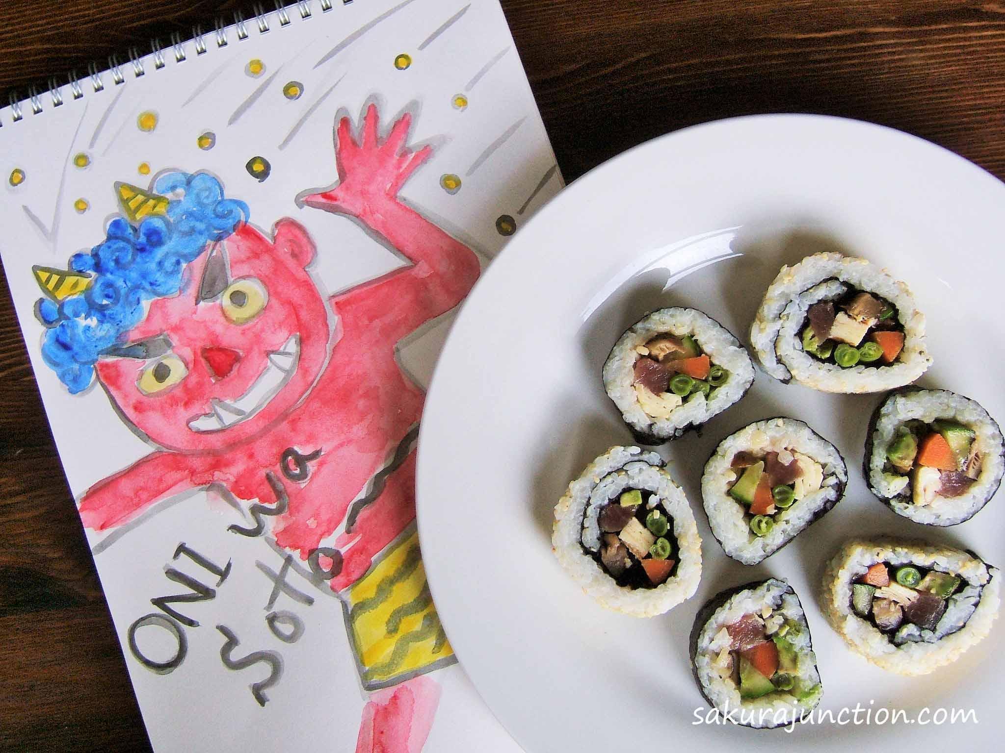 Oni to Sushi