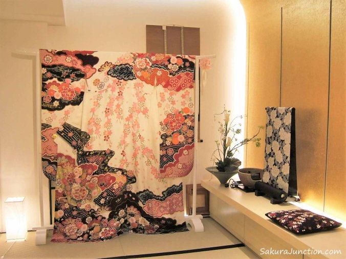 Kimono Display