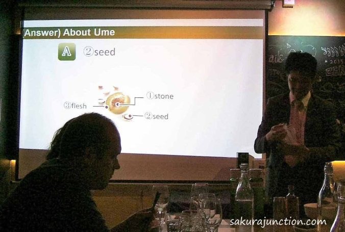 Answer seed