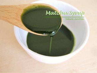 Matcha Syrup