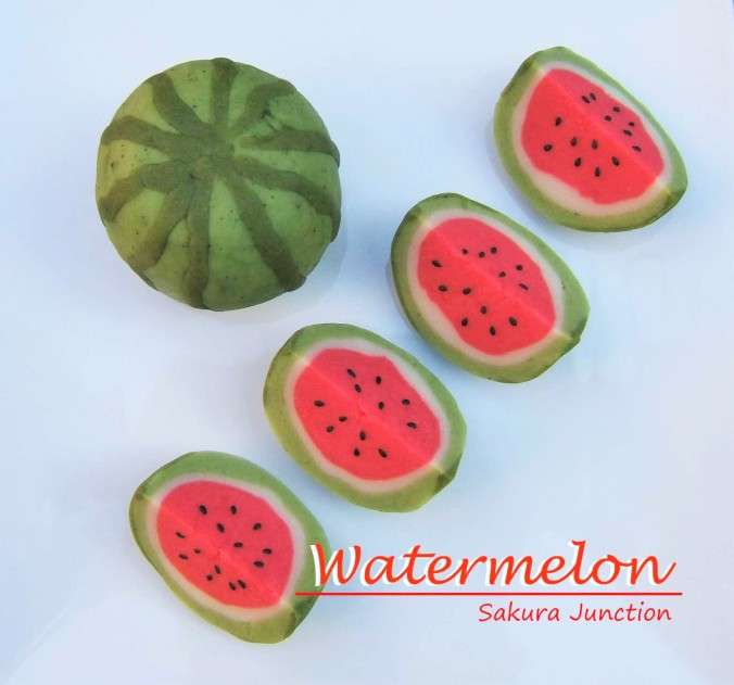 Watermelon Suika top