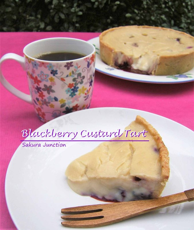 blackberry-custard-tart-cut