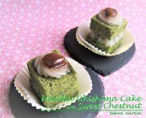 matcha-ukishima-cake-chestnut-wagashi-london