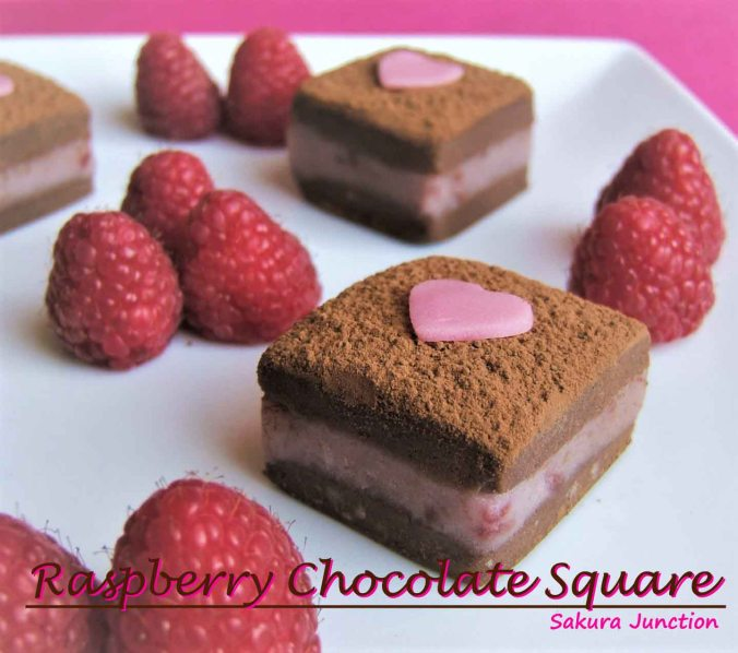 raspberry-chocolate-square-side