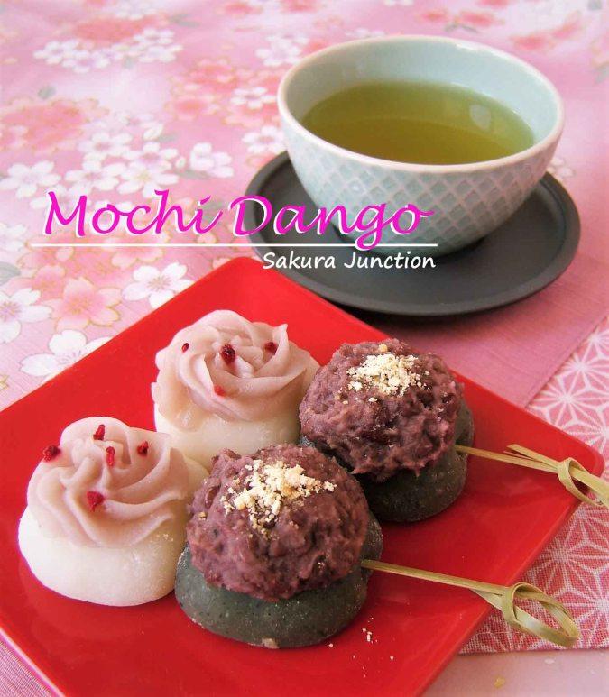 Mochi Dango 2