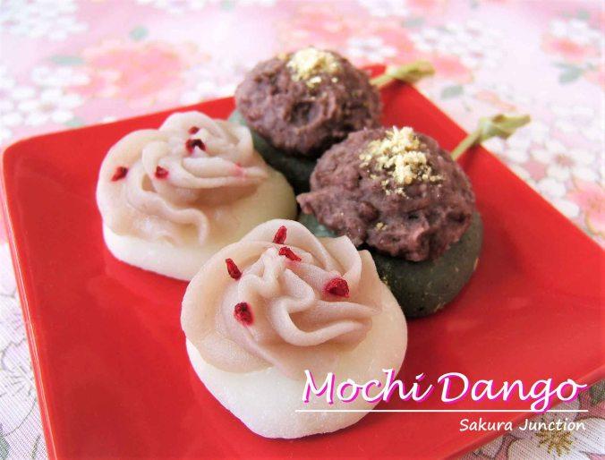 Mochi Dango 4