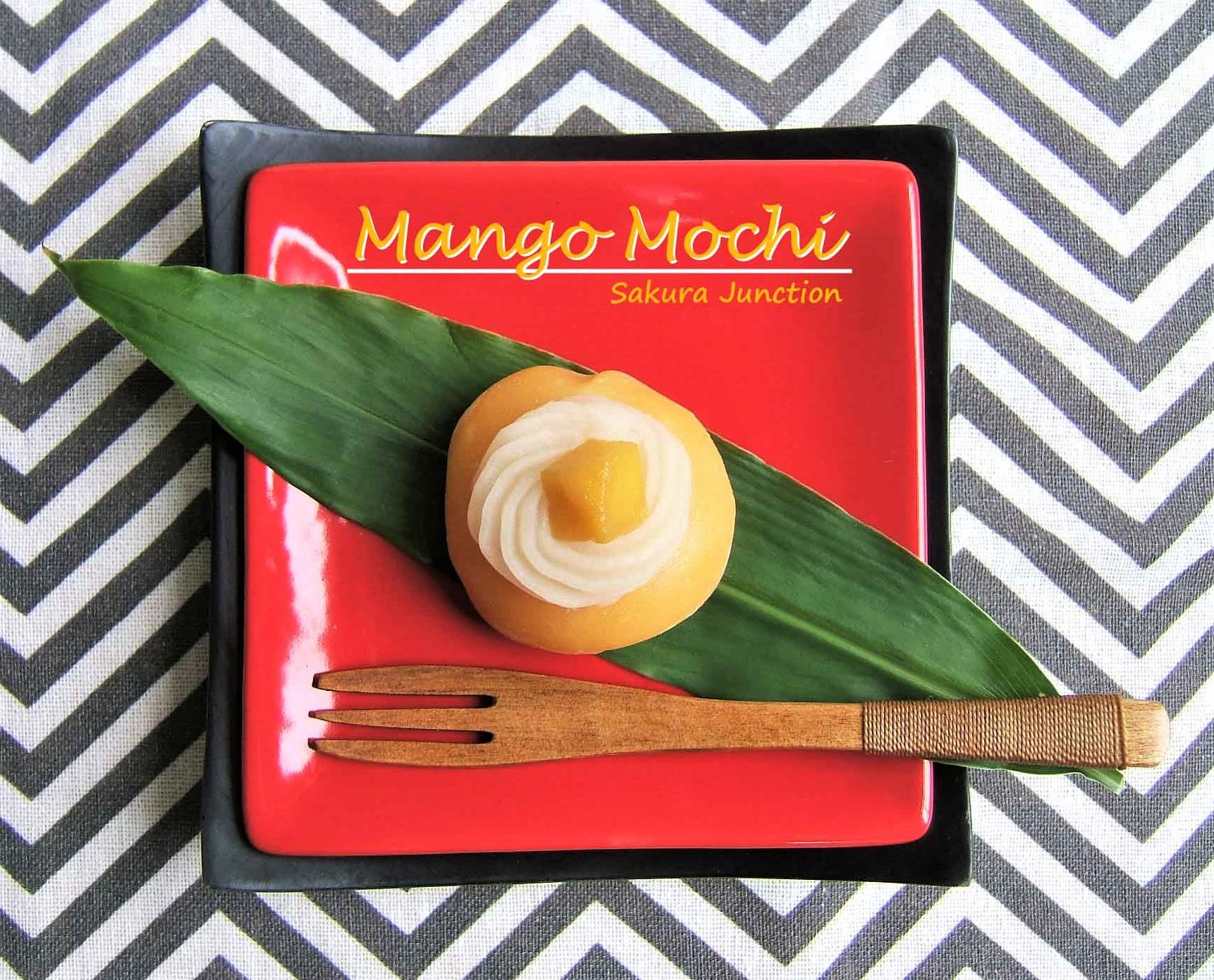 Mango Mochi 1