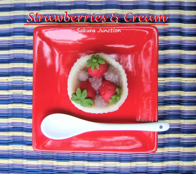 Strawberries & Cream 6