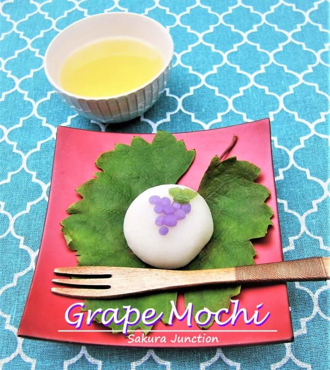 Grape Mochi3p