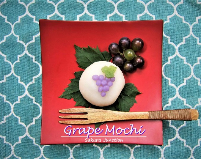 Grape Mochi4p