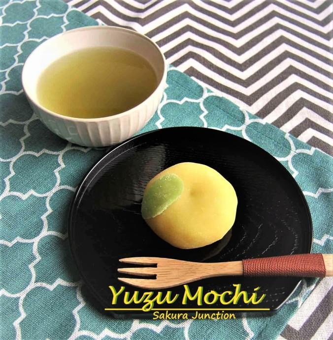 Yuzu Mochi 4