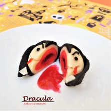 Dracula Halloween Wagashi Japanese sweets food dessert london