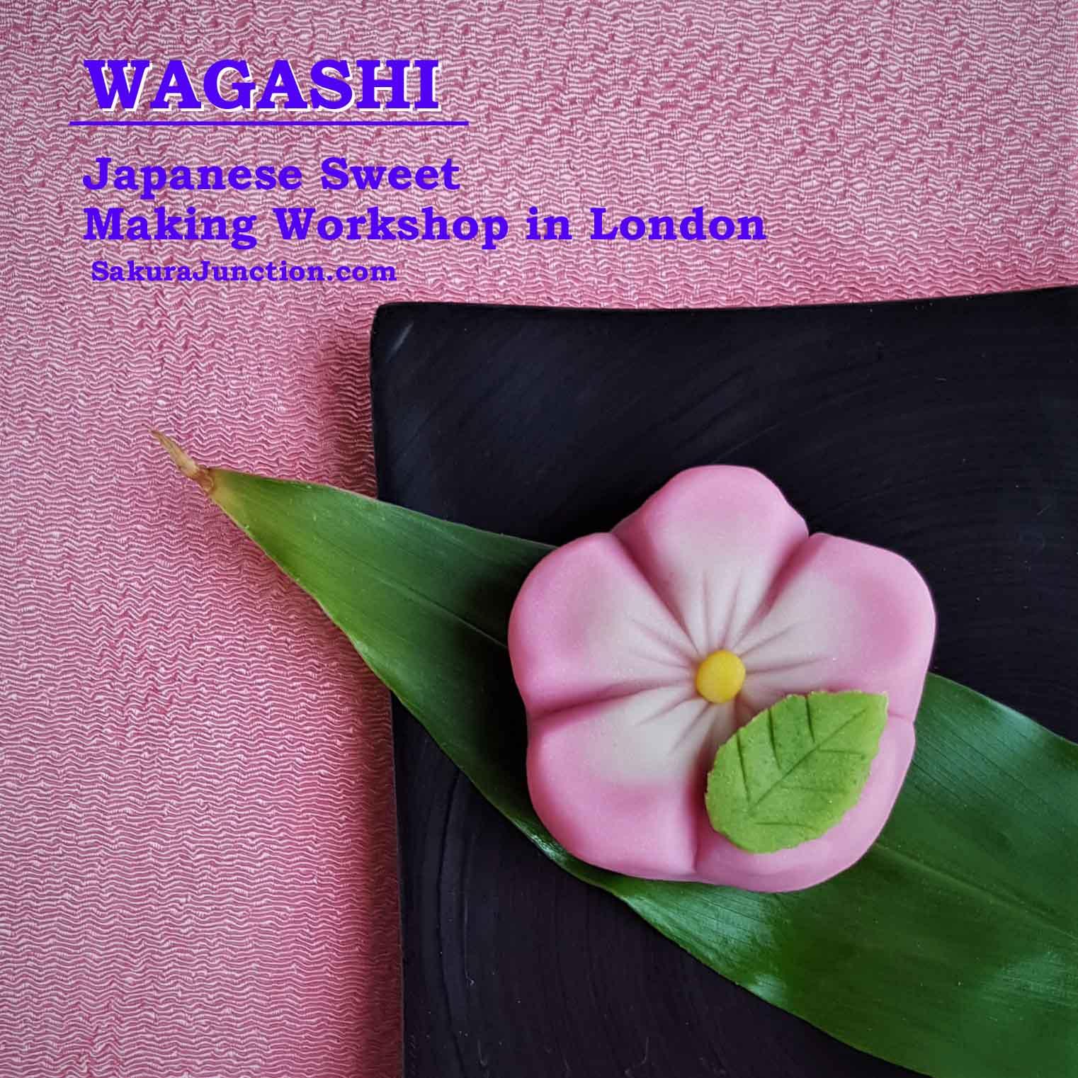 Wagashi Workshop 1
