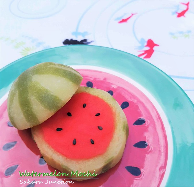 Watermelon Mochi 2-2